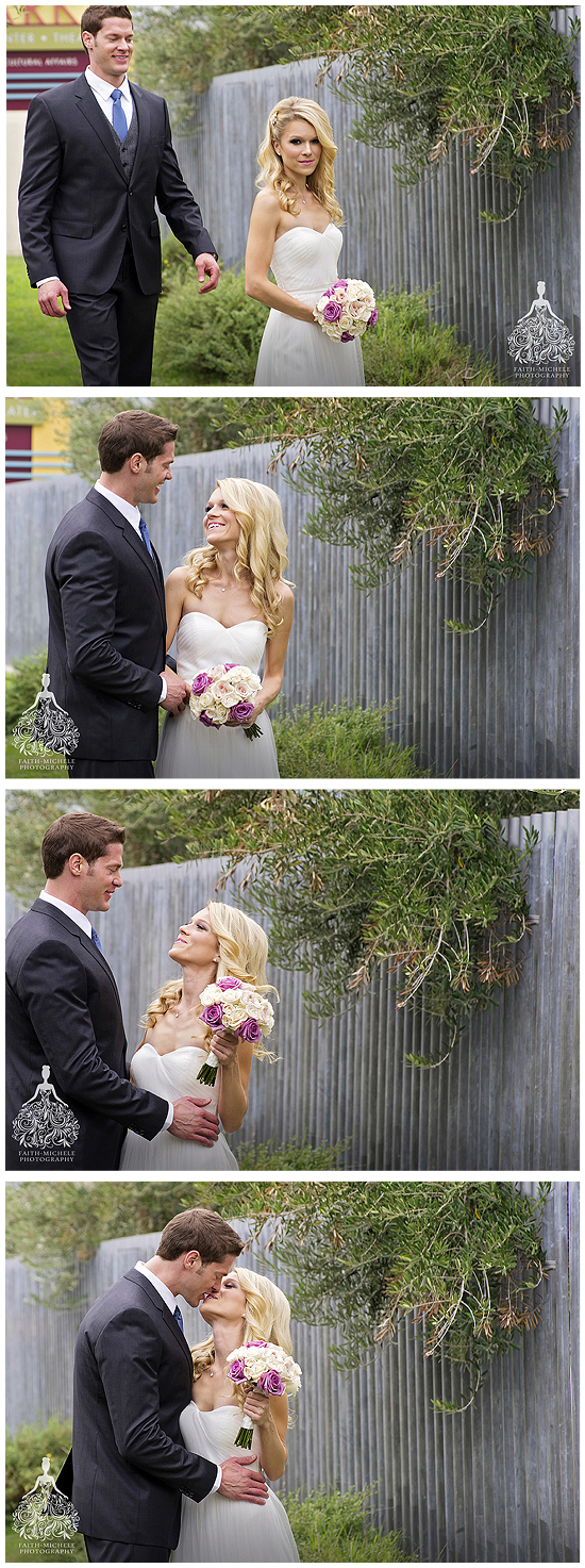 Beverly Hills Courthouse wedding photo