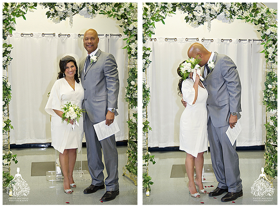 Beverly Hills Courthouse Wedding